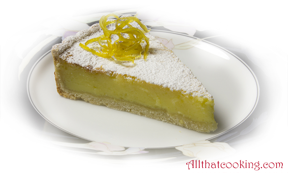 Sunny Meyer Lemon Tart Recipe — Dishmaps