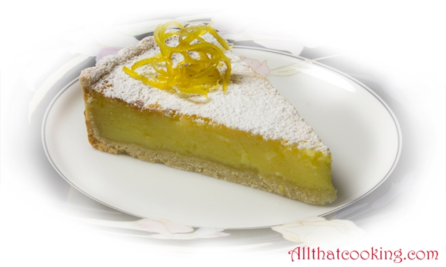 Oli´s Lemon tarte 2