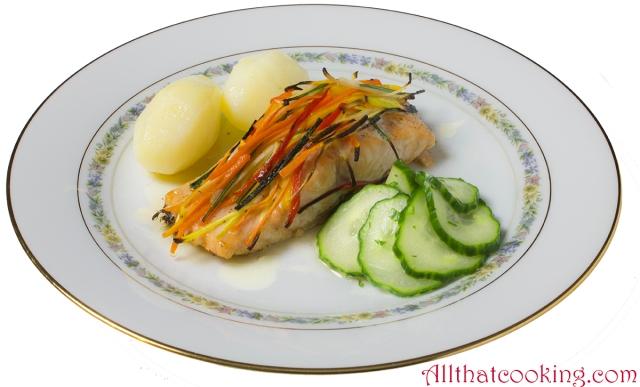 Oli´s Salmon