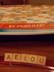Scrabble night 3