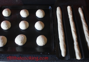 baguettes and rolls 1