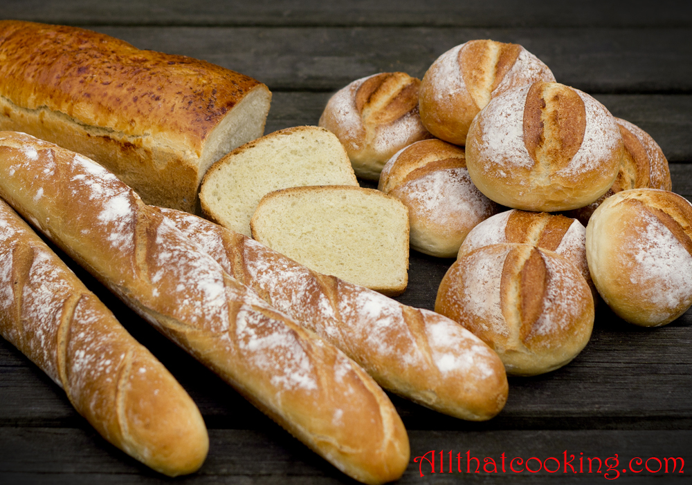 Breads and Baguettes All That Cooking