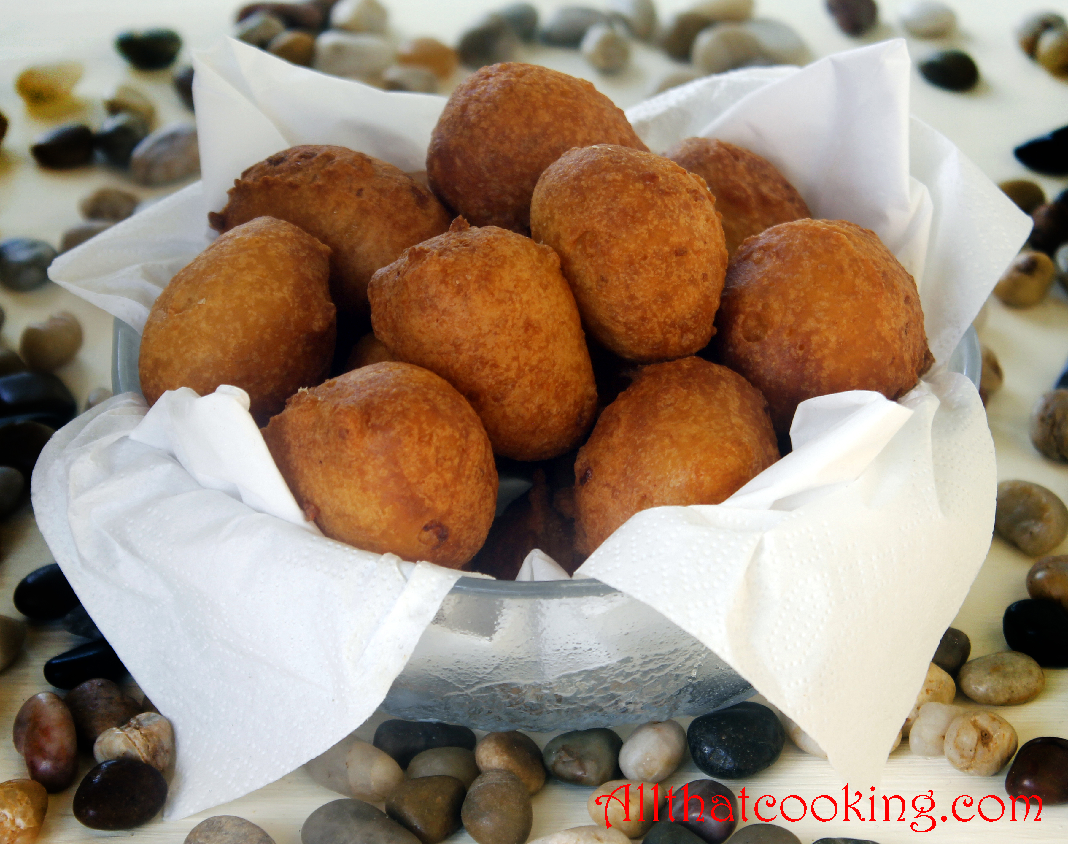 Hush Puppies | All That Cooking