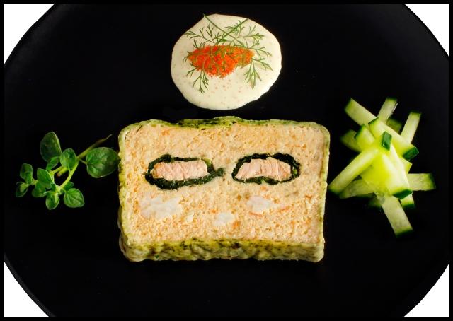 salmon pate c