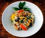 Cauliflofer salad