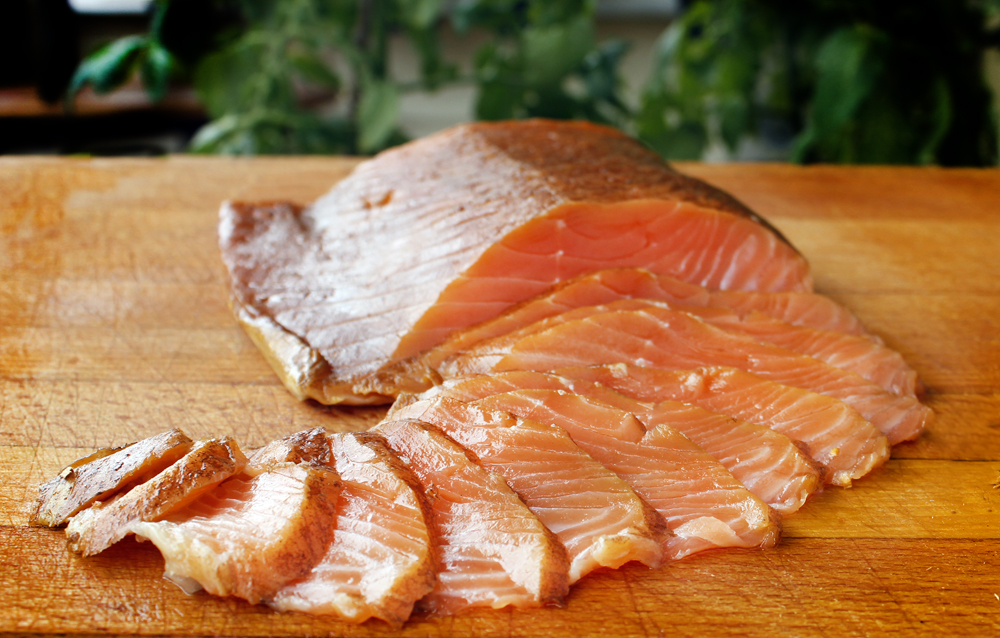Image result for Wonders of Smoked Salmon