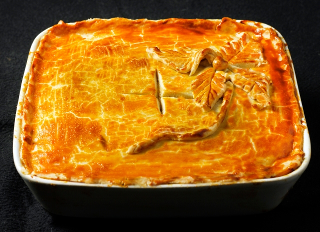 Whole Chicken Pie